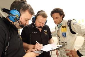 ADAC GT Masters 2012 . RD3 Sachsenring